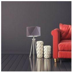 Nowoczesna lampka z abażurem diament SOVETO, 16510/33