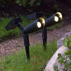 Best season Lampa solarna led powerspot, zestaw 2 sztuk (7391482028099)