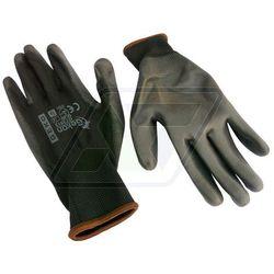 Rękawice robocze Geko czarne 9 G73512, kup u jednego z partnerów