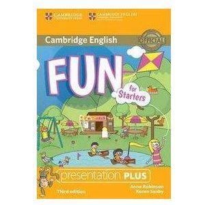 Fun for Starters Presentation Plus DVD (9781107482616)