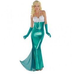 Kostium Syrena dla kobiety - M (10/12) - sprawdź w wybranym sklepie