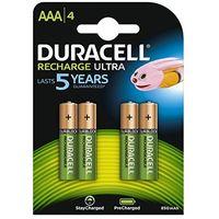 hr06 recharge ultra aaa 850mah 4 szt. marki Duracell