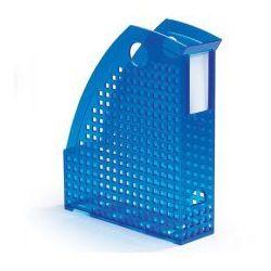 Pojemnik na dokumenty DURABLE TREND transparentny niebieski, DU122-01