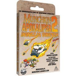 Black monk Munchkin apokalipsa 2 - inwazja owcych