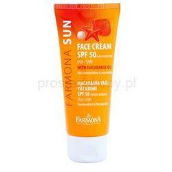 Farmona Sun krem ochronny do skóry normalnej i suchej SPF 50 + do każdego zamówienia upominek., kup u jedne