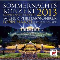 Sommernachtskonzert 2013 / Summer Night Concert 2013 (CD) - Wiener Philharmoniker