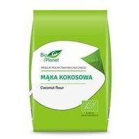 Mąka kokosowa 400 g  marki Bio planet