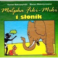 Małpka Fiki-Miki i słonik, pozycja wydawnicza