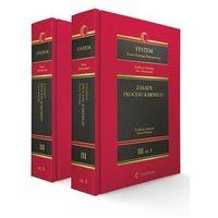 System Prawa Karnego Procesowego Tom 3 Zasady procesu karnego Część 1/2 - Piotr Hofmański (ISBN 9788327802