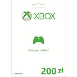 Karta Xbox 200 PLN - sprawdź w wybranym sklepie
