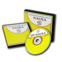 Nauka studio filmów edukacyjnych Chemia 3-dvd - otrzymywanie oraz właściwości pierwiastków i związków c
