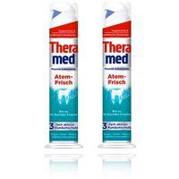 2x theramed niemiecka atem-frisch pasta do zębów tuba 100ml marki Henkel