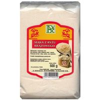 Radix-bis Mąka z ryżu brązowego 500g - radix
