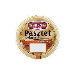 Pasztet szlachecki wieprzowy 180 g Skwierzyna - produkt z kategorii- Konserwy i pasztety mięsne
