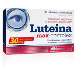 Luteina max-complex 30 tabletek (tabletki)