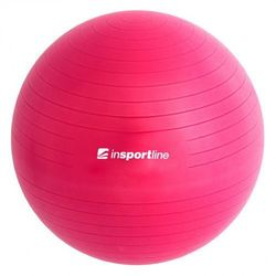 Insportline Piłka gimnastyczna  top ball 75 cm - kolor fioletowy, kategoria: piłki i skakanki