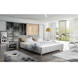 Łóżko tapicerowane 80263 marki M&k foam koło