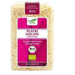 : płatki jaglane bio - 300 g, marki Bio planet