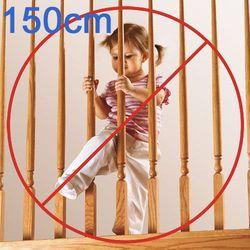 Zabezpieczenie balustrady, do balustrad, 150x90cm - 150cm - sprawdź w wybranym sklepie