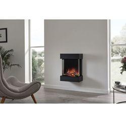 Kominek naścienny flamerite fires luca 450. efekt płomienia radia flame led - promocja marki Flamerite fires - nowość 2021