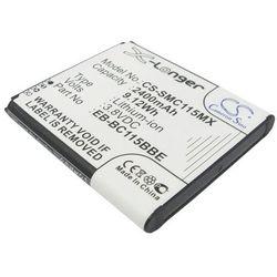 Samsung Galaxy K zoom / EB-BC115BBC 2400mAh 9.12Wh Li-Ion 3.8V (), Cameron Sino z gustaf.pl