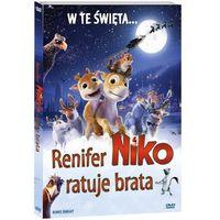 Renifer Niko ratuje brata. DVD, towar z kategorii: Filmy animowane