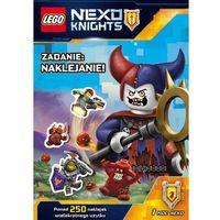 Lego Nexo Knights. Zadanie: naklejanie! - Wysyłka od 3,99 - porównuj ceny z wysyłką