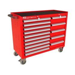 Wózek warsztatowy TRUCK z 15 szufladami PT-210-15 (5904054408742)