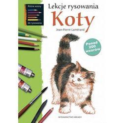 Lekcje rysowania Koty, książka z ISBN: 9788321347080