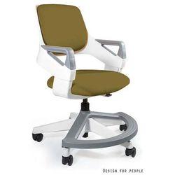 Fotel Unique ROOKEE - khaki - ZŁAP RABAT: KOD70
