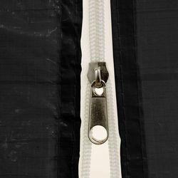 CZARNY PAWILON OGRODOWY 3x3 m 4 ŚCIANKI NAMIOT - Czarny - produkt dostępny w Makstor