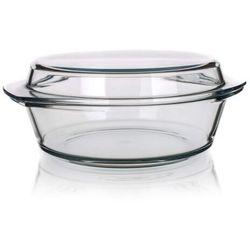 Simax Naczynie szklane, okrągłe z pokrywką 3,7 l