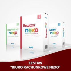 Zestaw Biuro rachunkowe Nexo z kategorii Programy handlowo-księgowe