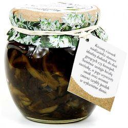 Ekologiczny kiszony Czosnek Niedźwiedzi - Dary Natury - produkt z kategorii- Przetwory warzywne i owocowe