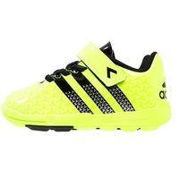 adidas Performance FB ACE Obuwie treningowe solar yellow/core black/silver metallic
