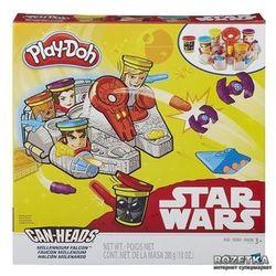 Play Doh Star Wars Sokół Millennium B0002 oferta ze sklepu HUGO Akcesoria gsm , Nawigacje
