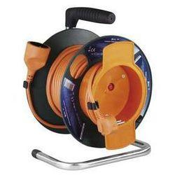 Przedłużacz na bębnie  1x zásuvka, 25m pomarańczowy marki Emos