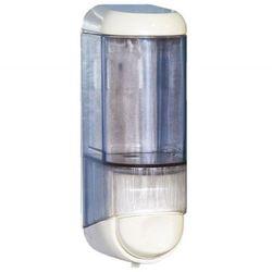 Merida Dozownik do mydła w płynie mini 0,17 litra plastik transparentny (5908248100023)