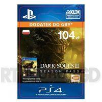 Dark souls iii - season pass [kod aktywacyjny] marki Sony