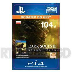 Dark souls iii - season pass [kod aktywacyjny], marki Sony
