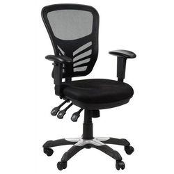 Krzesło biurowe obrotowe HG-0001/CZARNY, HG-0001/BLACK