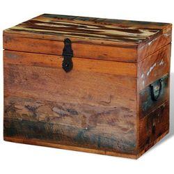 Vidaxl skrzynia vintage, kufer (8718475916208)