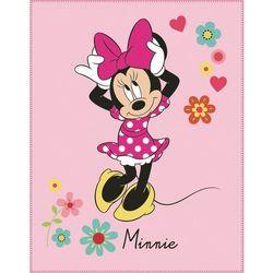 CTI Koc dla dzieci Minnie Mouse Liberty, 110 x 140 cm