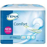 comfort plus - pieluchy anatomiczne - 46szt. marki Tena