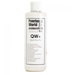 Poorboy's World QW+ Szybki Quick Detailer 473ml - produkt z kategorii- Płyny do mycia szyb i lusterek