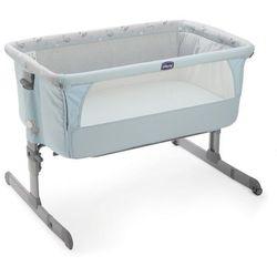 Chicco, Next2Me, łóżeczko dziecięce, Sky z kategorii Łóżeczka i kołyski