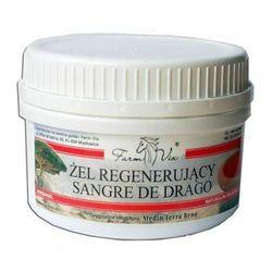 Żel regenerujący sangre de drago 350 ml – farmvix, marki Farm vix