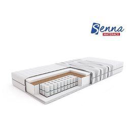 SENNA CUBE - materac kieszeniowy, sprężynowy, Rozmiar - 180x200 WYPRZEDAŻ, WYSYŁKA GRATIS