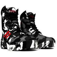 buty Double Red B&W CamoDressCode (6954881101582)
