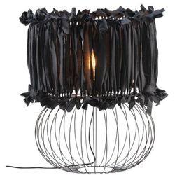 Namat Lampa nocna ball art deco 2522 - czarny